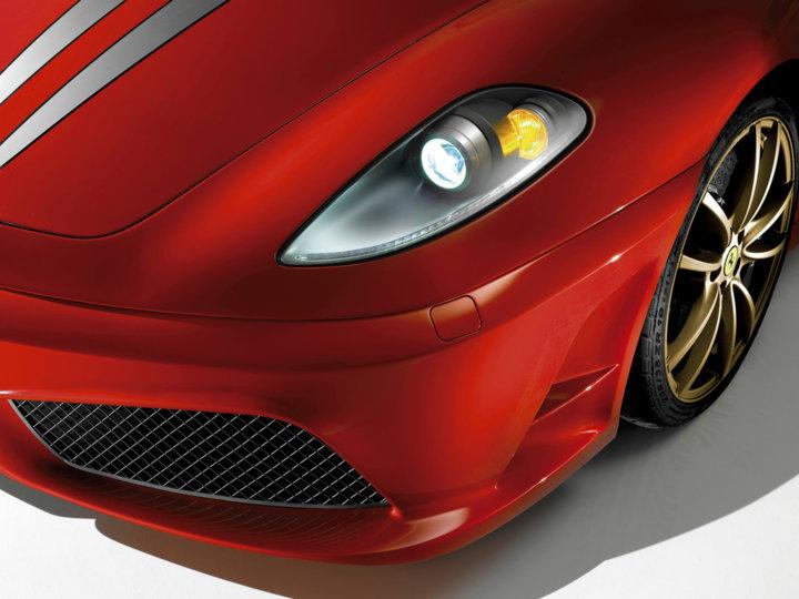 Test Drive Ferrari F430 Scuderia Paddock Magazine