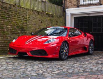 Test Drive – Ferrari F430 Scuderia