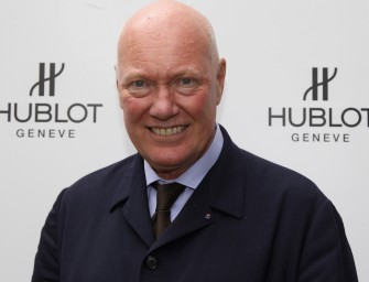 How I spend it: Jean-Claude Biver, Chairman of Hublot