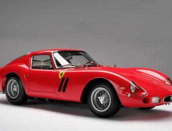 AMALGAM Ferrari 250 GTO Collection model car