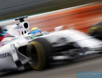 Jerez F1 Test – Day 3 3rd February 2015. Jerez, Spain