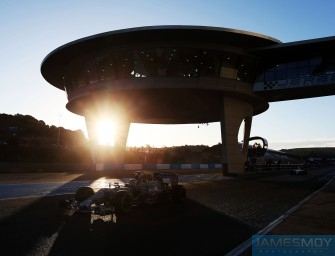 Jerez F1 Test – Day 4 4th February 2015. Jerez, Spain