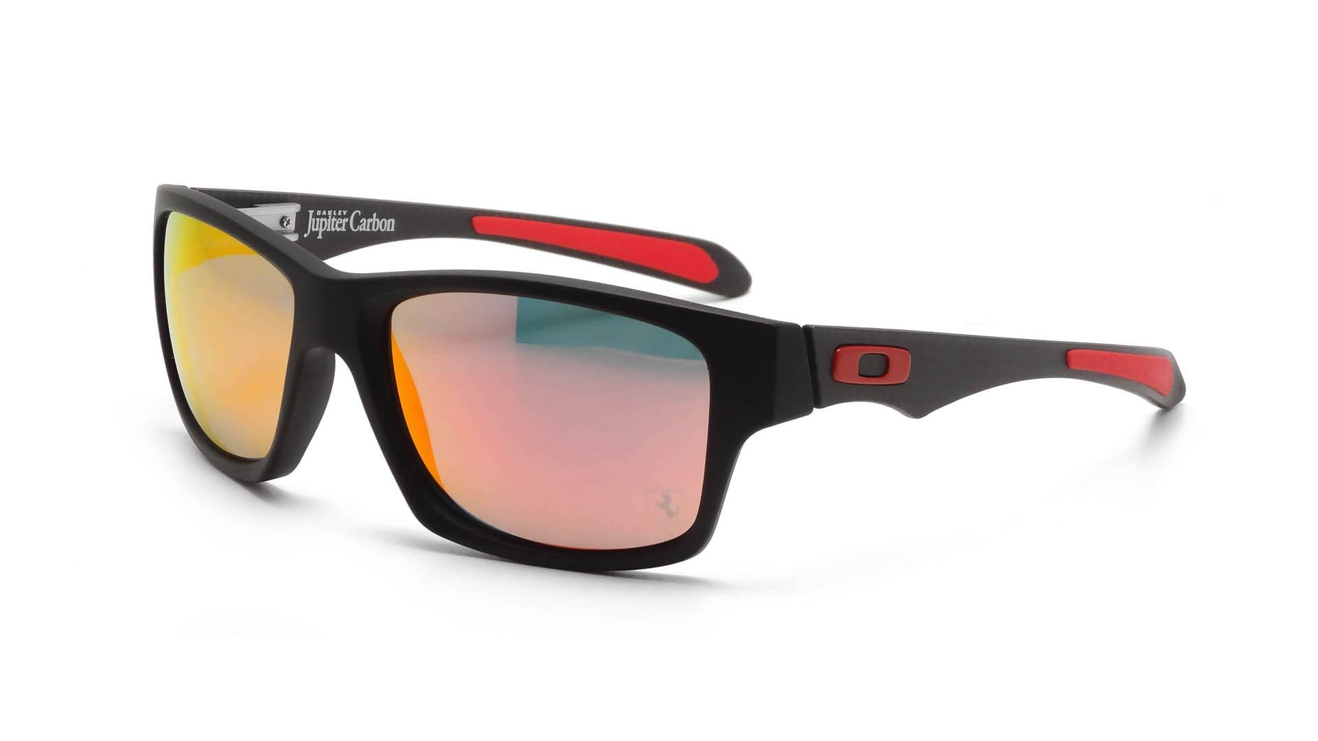 Oakley Scuderia Ferrari Partnership Wish List Eyewear