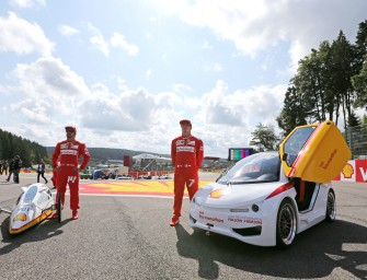 The Strategy Behind… being a partner of Ferrari