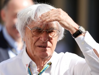 """Formula 1"", a novel by Bernard Charles Ecclestone"