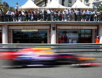 The Formula 1 view