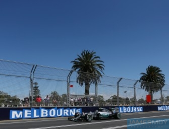 Australian Grand Prix – Friday 13th March 2015. Melbourne, Australia