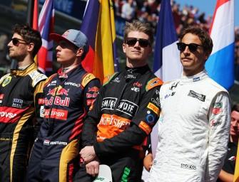 The Formula 1 dream gets tougher