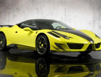 MANSORY Ferrari Siracusa