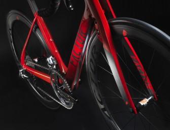 Factor Vis Vires Dura-Ace Bike