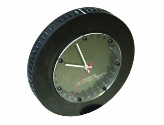 F1 Brake Disc Clock by Memento Exclusives