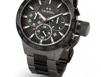The Mitchell Niemeyer Special Edition watch by TW STEEL