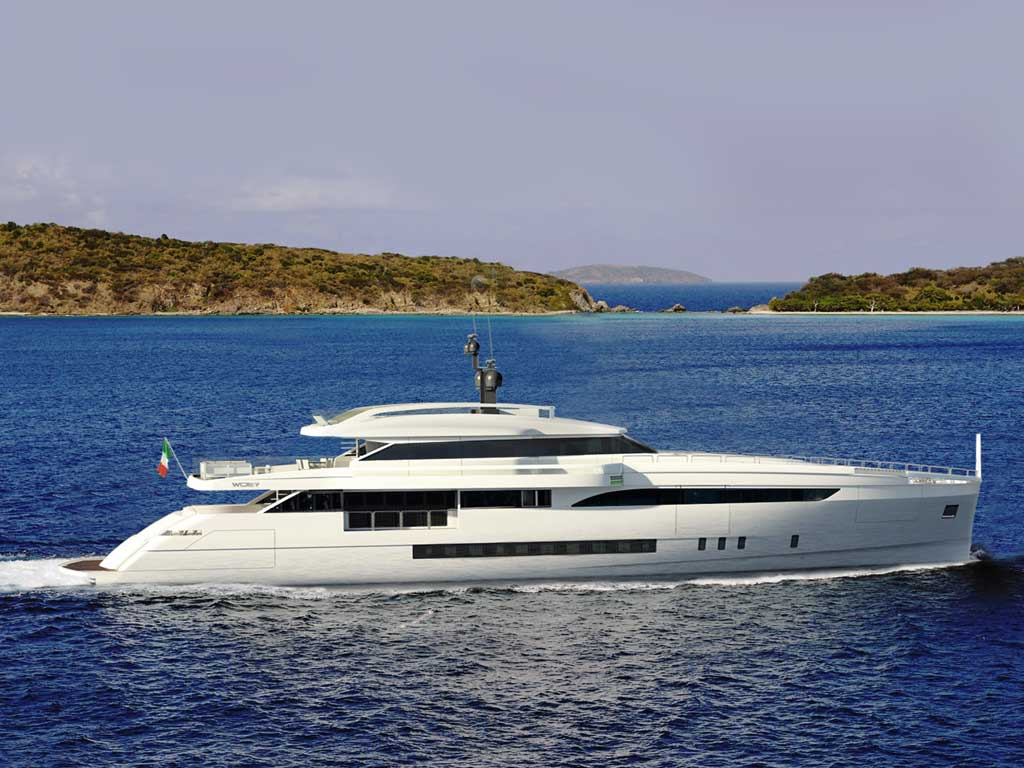 Wider 150' Yacht by WIDER - Paddock Magazine