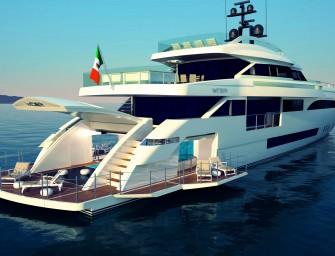 Wider 150' Yacht by WIDER