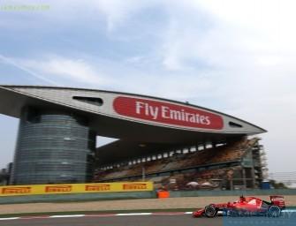 Chinese Grand Prix – Friday 10th April 2015. Shanghai, China