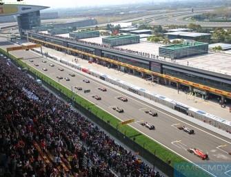 Chinese Grand Prix – Sunday 12th April 2015. Shanghai, China