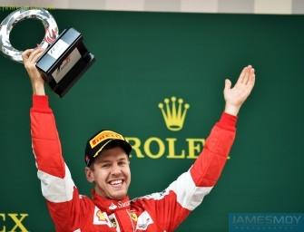 47. Sebastian Vettel