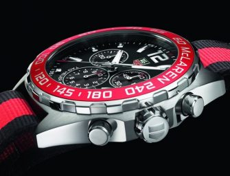 TAG Heuer Formula 1 – McLaren Limited Edition