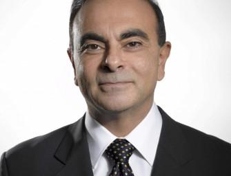 13. Carlos Ghosn