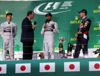Japanese Grand Prix – Sunday 5th October 2014. Suzuka, Japan.