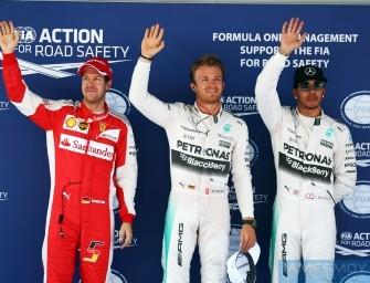 Spanish Grand Prix – Saturday 9th May 2015. Barcelona, Spain.