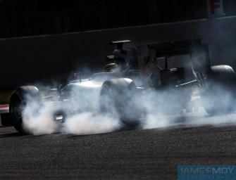 Barcelona Post GP Test 12th-13th May 2015. Barcelona, Spain.
