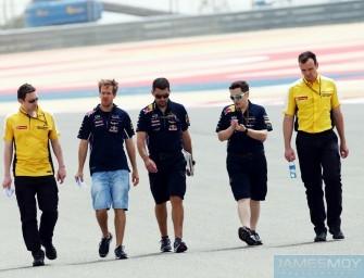 Bahrain Grand Prix – Thursday 3rd April 2014. Sakhir, Bahrain