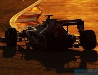 Bahrain Grand Prix – Sunday 6th April 2014. Sakhir, Bahrain