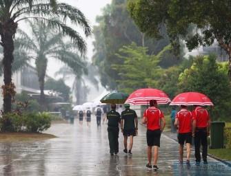 Malaysian Grand Prix – Friday 28th March 2014. Sepang, Malaysia