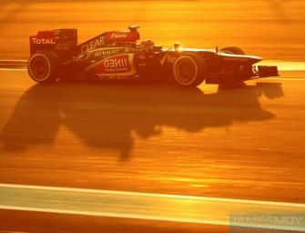 Abu Dhabi Grand Prix – Saturday 2nd November 2013. Yas Circuit, Abu Dhabi