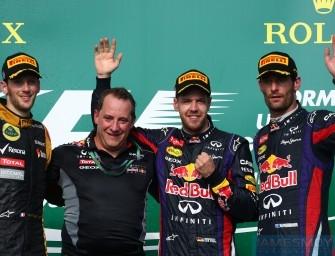 USA Grand Prix – Sunday 17th November 2013. Austin, Texas