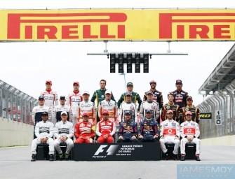 Brazilian Grand Prix – Sunday 24th November 2013. Sao Paulo, Brazil