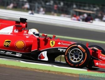 British Grand Prix – Friday 3rd July 2015. Silverstone, England.