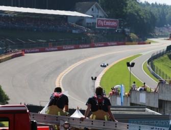 Belgian Grand Prix – Saturday 22nd August 2015. Spa-Francorchamps, Belgium.