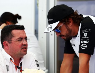Q&A with Eric Boullier, McLaren's Racing Director