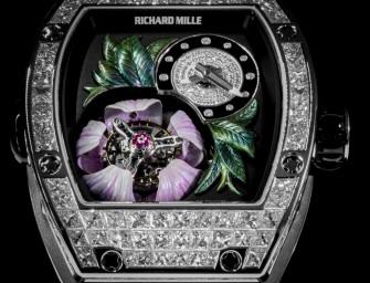 RM 19-02 Tourbillon Fleur Watch