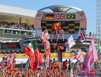Italian Grand Prix – Sunday 6th September 2015. Monza, Italy.