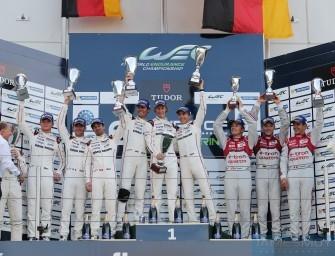 World Endurance Championship – Nurburgring 28th – 30th August 2015. Nurburgring, Germany.