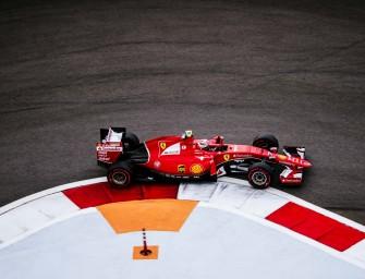 Russian Grand Prix – Friday 9th October 2015. Sochi, Russia