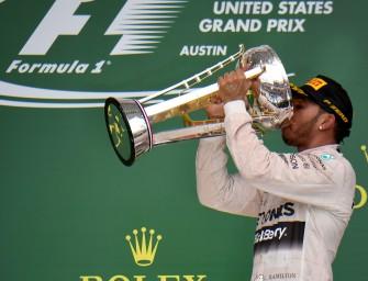 USA Grand Prix – Sunday 25th October 2015. Austin, Texas