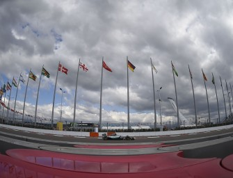 Russian Grand Prix – Saturday 10th October 2015. Sochi, Russia