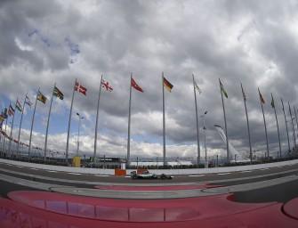 Russian Grand Prix – Saturday 10th October 2015. Sochi, Russia