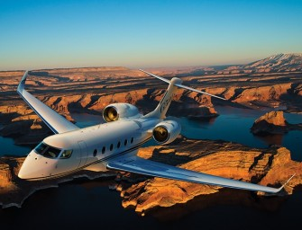 Optimized to perform – all new Gulfstream G600