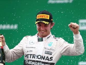 Brazilian Grand Prix – Sunday 15th November 2015. Sao Paulo, Brazil