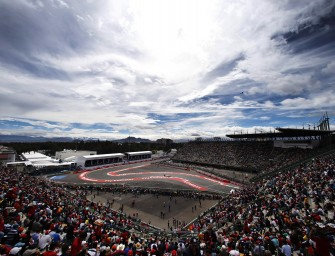 Mexican Grand Prix – Saturday 31st October 2015. Mexico City, Mexico
