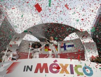 Mexican Grand Prix – Sunday 1st November 2015. Mexico City, Mexico