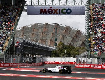 Mexican Grand Prix – Saturday 31st October 2015. Mexico City, Mexico