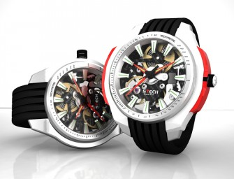 Brian Lee Formula 1 Concept Watch