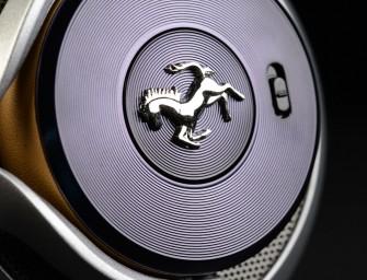 Ferrari T350 Headphones by Logic 3