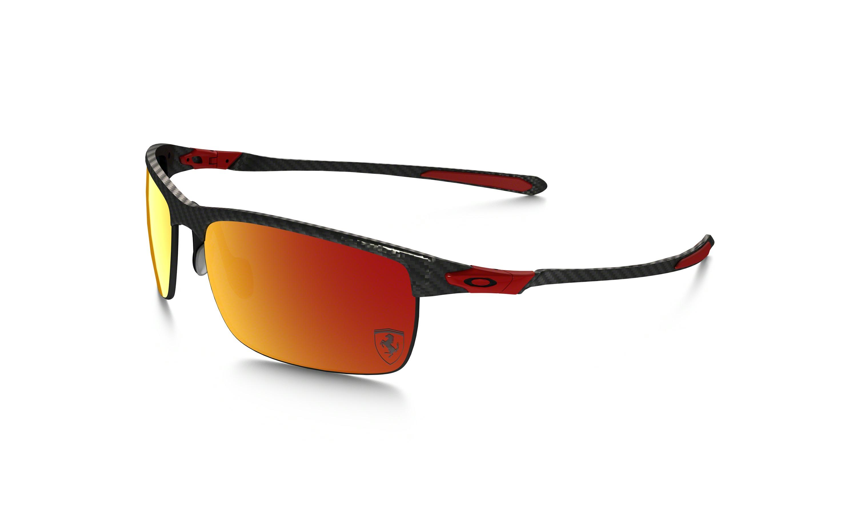 Oakley Carbon Blade Ferrari Sunglasses - Paddock Magazine